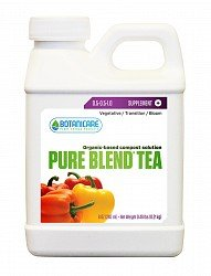 Botanicare 732630 Pure Blend Tea Plant Booster, 8 Ounce