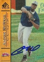 Aaron McNeal Round Rock Express - Astros Affiliate 2000 Upper Deck SP Top Prospects... by Hall of Fame Memorabilia
