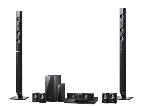 Samsung Ht-C6730W Blu-Ray Home Theater System