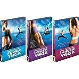 Mark Blanchard's Progressive Power Yoga 3-DVD Set