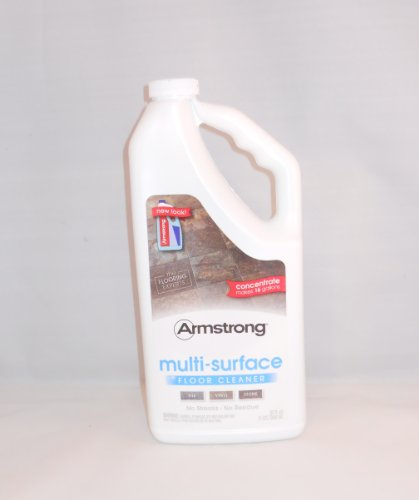 Armstrong Cleaner For No Wax Tile Vinyl Stone Floors 32 Ounce