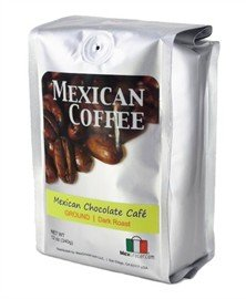 Mexican Chocolate Cafe Ground Mexico Coffee