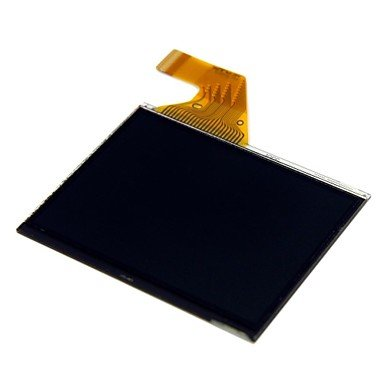 Tyreplacement Lcd Display Screen For Pentax A10/A20/A30/A40/S10/A36(Without Backlight)