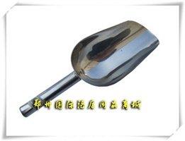 Stainless Steel Ice Shovel / Flour Shovel / Meters Shovel / Rock Sugar Shovel / Shovel Coffee / Tea Shovel / Food Shovel No.