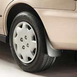 Passenger Car Contura Splash Guards - Style E (06 Impreza Mud Flaps compare prices)