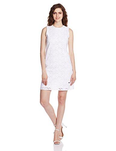 Pepe-Jeans-Womens-Cotton-A-Line-Dress