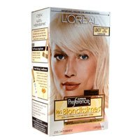 L'Oreal Paris Superior Preference Color Care System, Extra Light Ash Blonde LB-01