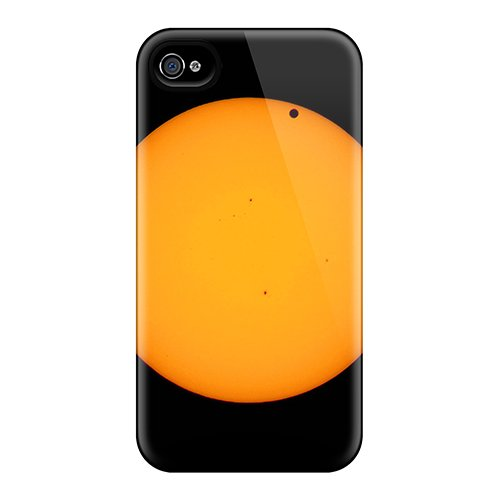Brandonlotts Design High Quality Venus And Sun Telescope Cover Case With Excellent Style For Iphone 4/4S