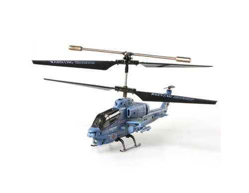 S108G 3-channel IR Controller R/C Helicopter with GYRO and LED Light + Worldwide free shiping