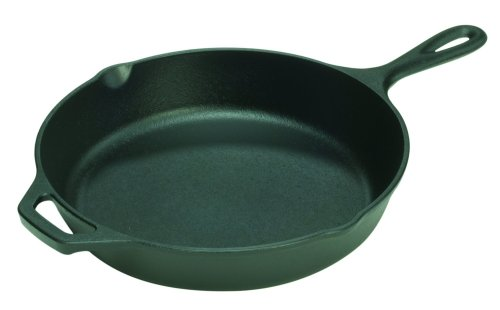 Lodge Logic L14SK3 Pre-Seasoned 15 Inch Cast-Iron Skillet