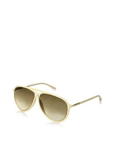 Tom Ford Women's FT0206 Maximillion Sunglasses, Ivory Light, 59-10-140