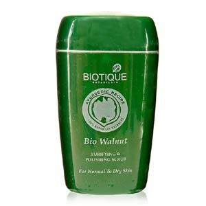 Biotique Bio Walnut Purifying Polishing Scrub 50gm