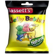 Bassetts Jelly Babies Bag, 215g (British Jelly compare prices)