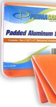Prima Care Padded Aluminum Splint, 9', 12/cs