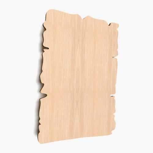 Bilderrahmen Holz Natur Unbehandelt Basteln ~   Basteln Malen Dekoration Holz Speiswkarte Bilderrahmen Menükarten