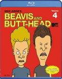 Beavis and Butt-Head: Volume 4 [Blu-ray]