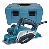 MAKITA KP0800K 82mm Planer With MAKBOX1 110 Volt