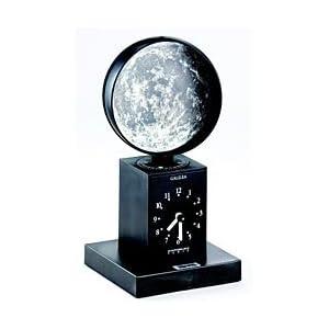 Amazon.com - Galilea Moon Phase Calendar and Clock - Science Gifts