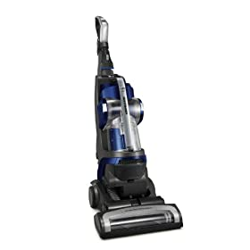LG Kompressor Upright Vacuum, Bagless, Blue, LuV300B