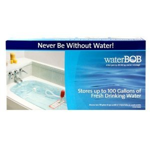 waterBOB Emergency Drinking Water Storage by waterBOB
