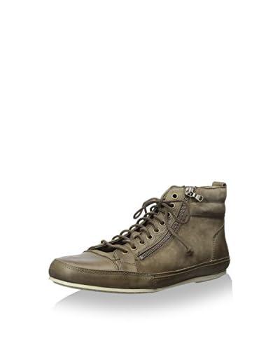 John Varvatos Men's Redding Zip High-Top Sneaker