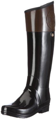 Hunter Women's Regent Carlyle Milk Chocolate Wellington Boot W24144 8 UK