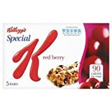 Kelloggs Special K Red Berry Cereal Bars 5 pk
