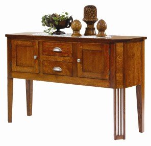 Buy Low Price Amish Furniture House USA Amish Made Craftsman Mission Sideboard – CM-SB (B003YD4FMO)