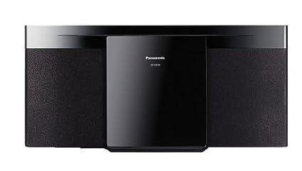 Panasonic SC-HC 19EC-K Système Audio