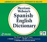 Product B000FZVV6W - Product title Merriam-Webster's Spanish-English Dictionary (Win/Mac) (Jewel Case)