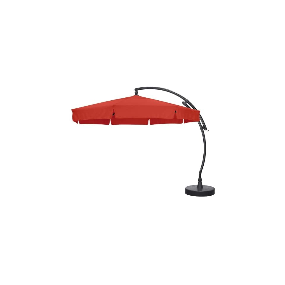 sun garden ampelschirm easy sun parasol anthrazit terracot on popscreen. Black Bedroom Furniture Sets. Home Design Ideas