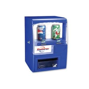 Vending Fridge - Blue