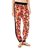 Limited Collection Navajo Block Print Trousers