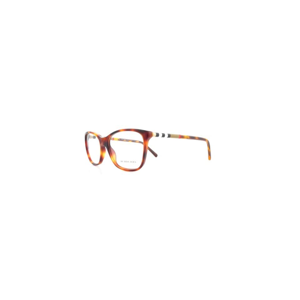 4c3ae86c8322 Burberry BE2141 Eyeglasses 3316 Havana 53mm on PopScreen