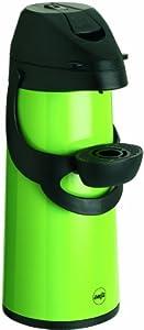 Emsa 509036 Pronto Pump-Isolierkanne 1.9 L hellgrün