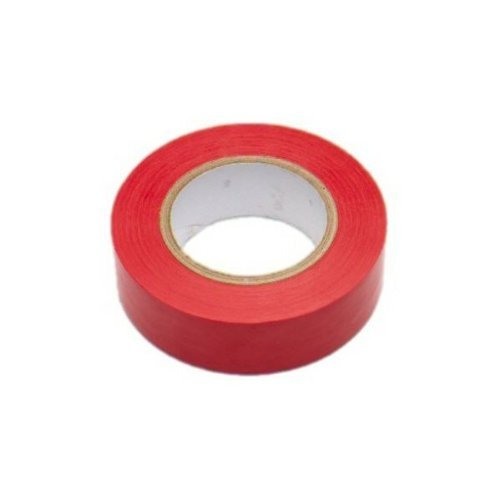 Red Pvc Electrical Electricians Insulation Adhesive Tape