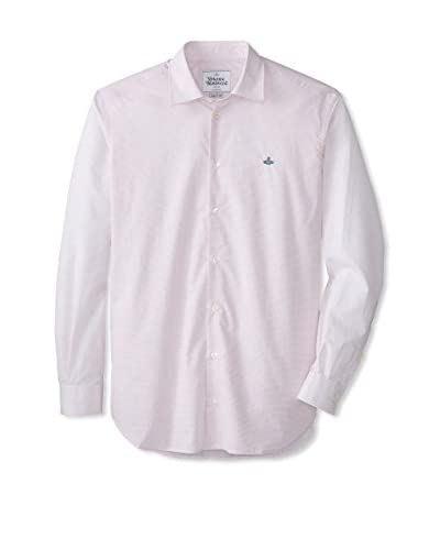Vivienne Westwood Men's Long Sleeve Shirt with Logo