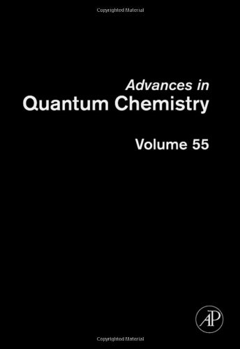 Advances in Quantum Chemistry, Volume 55: Applications of Theoretical Methods to Atmospheric Science