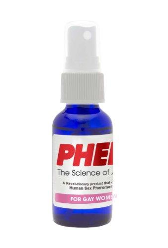 PherX phéromone parfum pour femme Gay (attirer