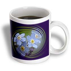 Forget-Me-Not Mug