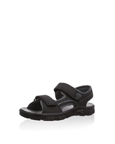 Richter Kinderschuhe Sandalo Flat [Nero]