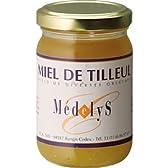 菩提樹(シナノキ)のハチミツ(蜂蜜) 250g メデリス(MEDELYS)フランス産