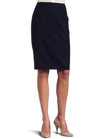 (高档)美国大牌 彭德顿Pendleton 女士及膝职业小黑裙Petite Madison Skirt $45.72