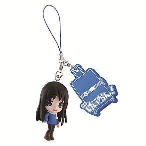 "Lottery premium movie most ""K-ON!"" H award strap Akiyama Mio single item (japan import) - 1"