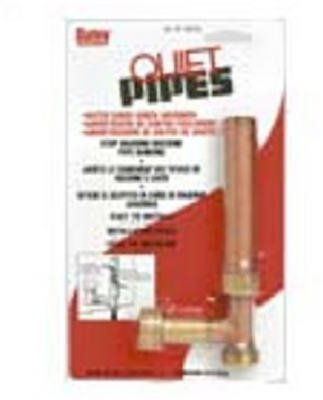 Oatey 38600 Quiet Pipes Washing Machine Supply Line Shock Absorber - Quantity 6