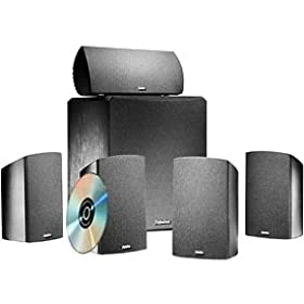 Definitive Technology Pro Cinema 60.6  Speaker System (Black)