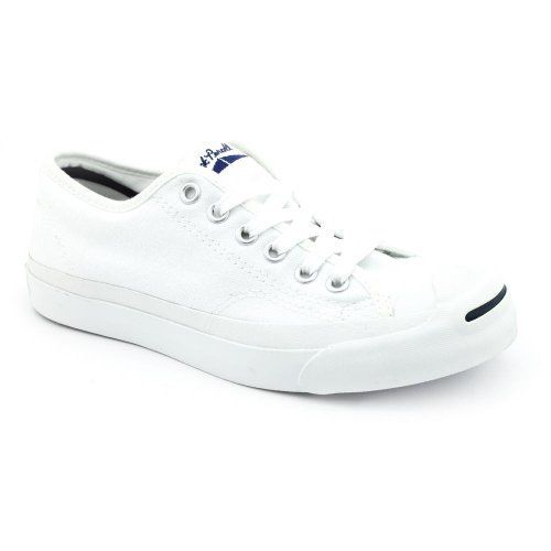 Converse Women's Jack Purcell CP OX Wht/Wht Casual Shoe 7 Women US (Converse Jack Purcell White compare prices)