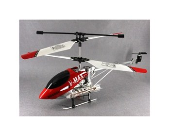 BR6008 3.5-channel Infrared Control R/C Helicopter with GYRO and LED Lights