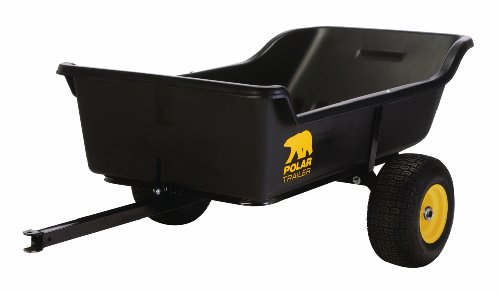 Polar Trailer 8233 HD 1500 Heavy Duty Utility and Hauling Cart, 98 by 54 by 31-Inch (Atv Hauling Trailers compare prices)