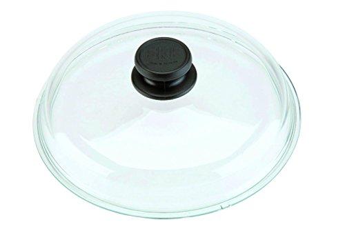 SKK 052 Couvercle en verre Rond pour série Titanium 2000 Plus 32 cm